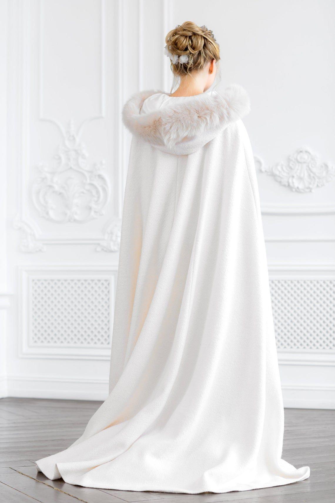 280 in 2020 Bridal coat, Wedding coat