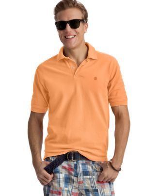 Izod Shirt, Premium Pique Polo Shirt - Sale & Clearance - Men ...