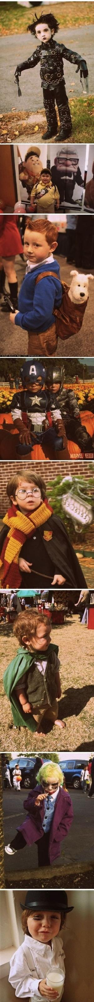 cool kid costumes by Rebeccalennox & cool kid costumes by Rebeccalennox   HALLOWEEN TOWN!   Pinterest ...