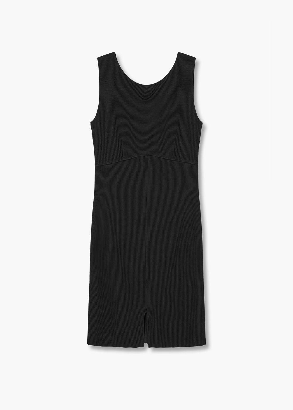 f853cbf1 Vestidos MujerCostura Entallado Textura Vestido Entallados ymN8vw0OnP