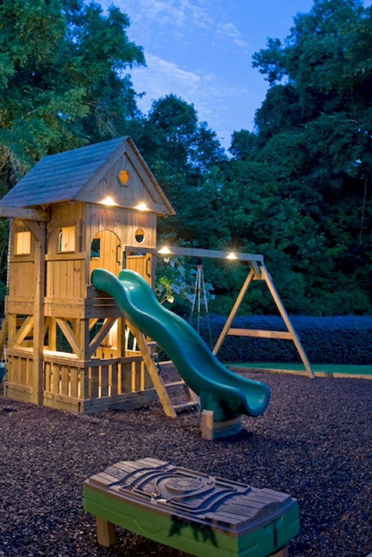 How To Create A Backyard Playground in Your House ...