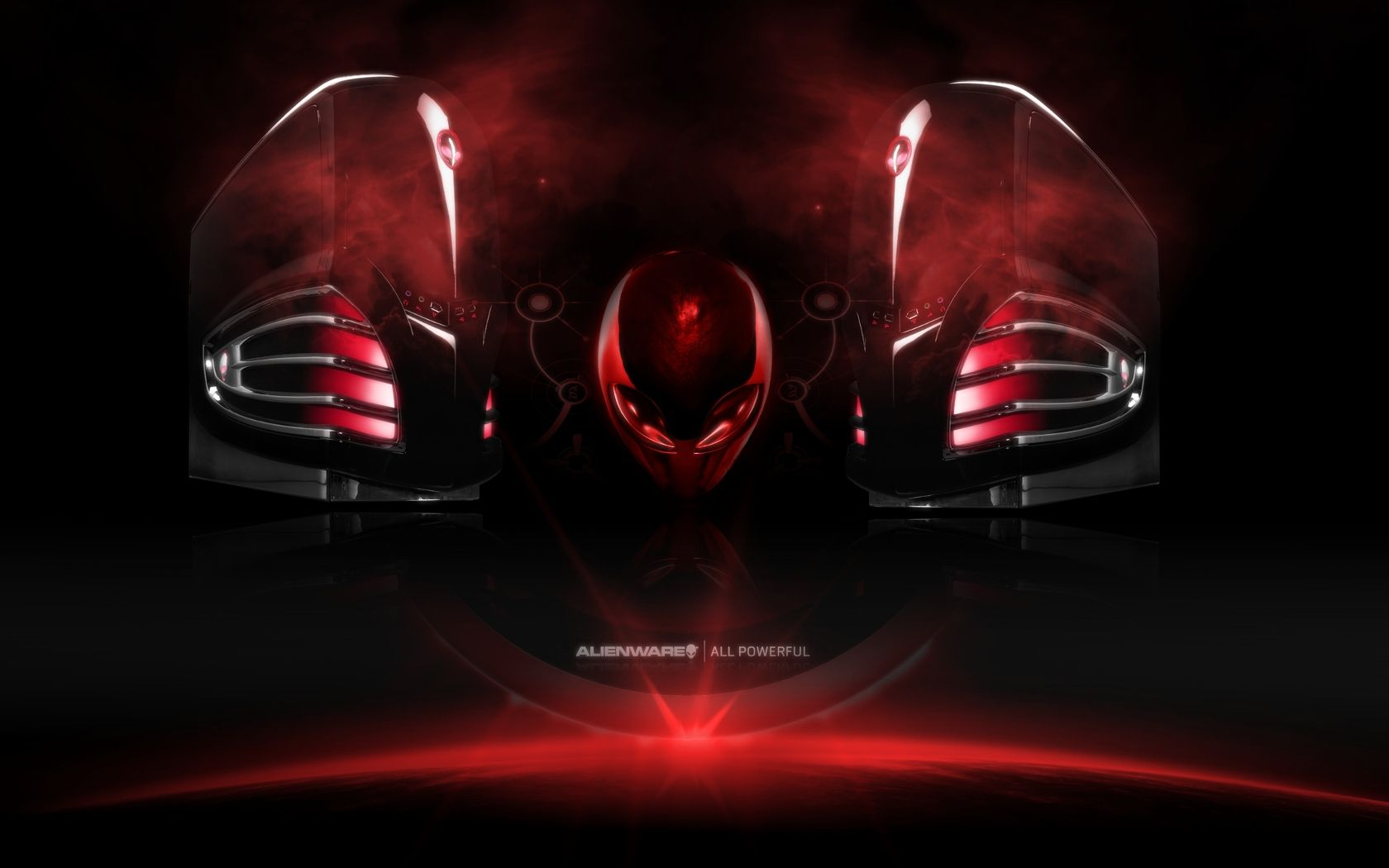 Rainbow Alienware Red By Darkangelkrys On DeviantArt 1920x1080 Wallpapers 1920x1200 38
