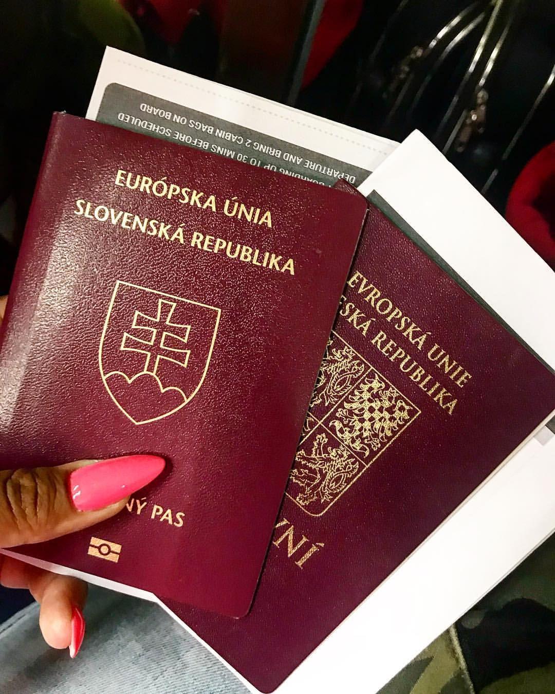 How To Get Slovakia Visa From Nigeria in 2020 Passport