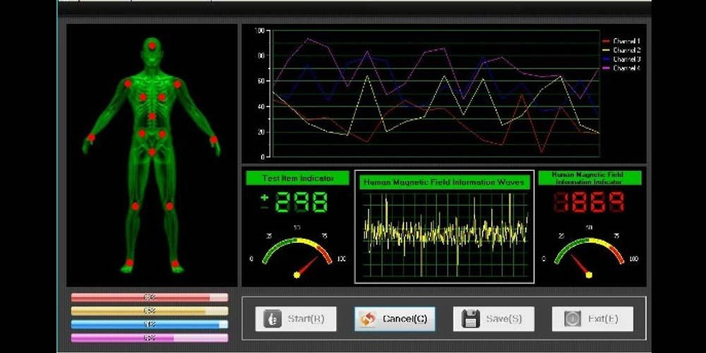 Bioresonance scanning health check health articles
