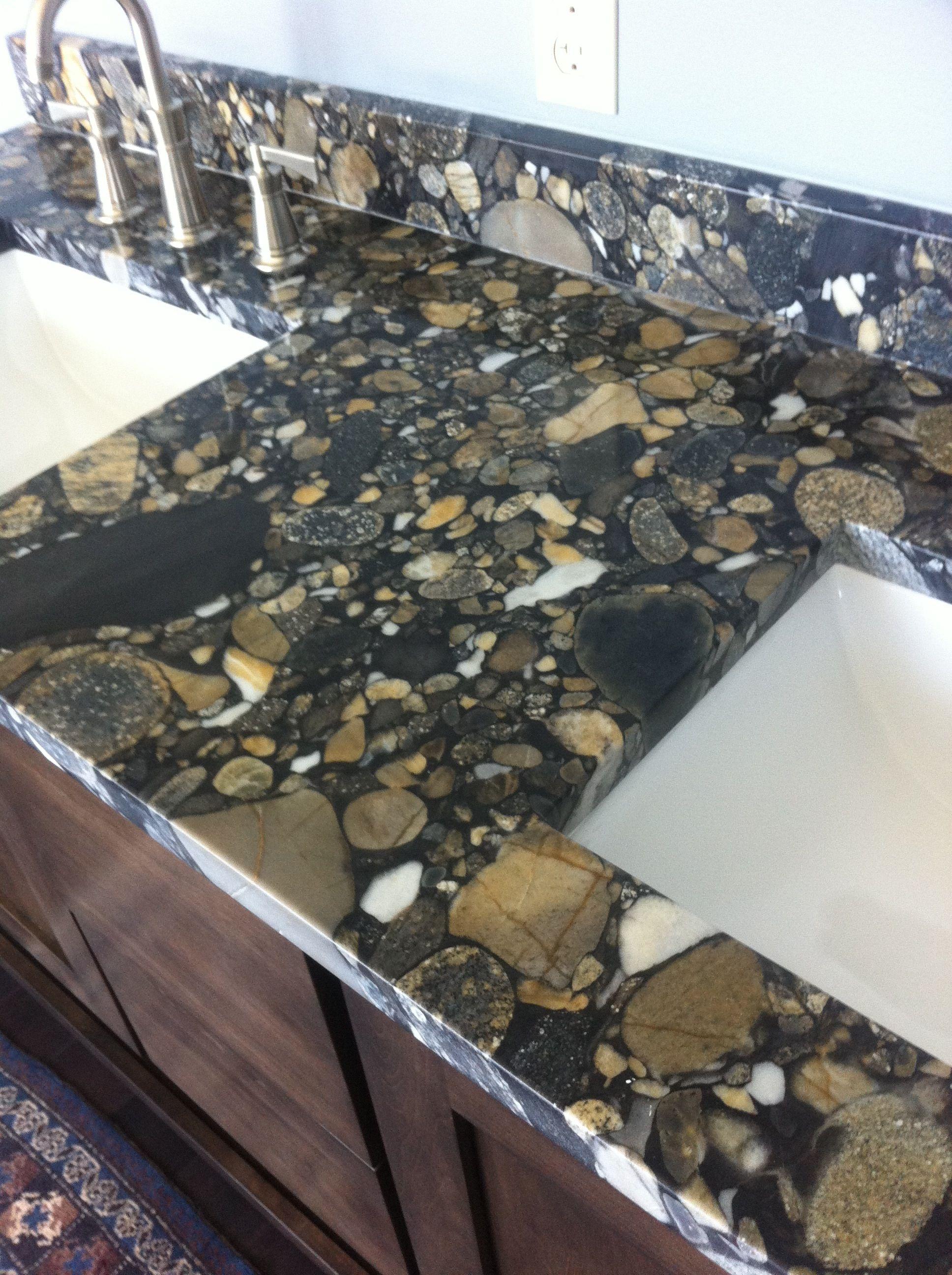 Ideen Für Die Küche · Black Marinace Granite #blackmarinace #granite  #counter Granit Farben, Granit Stein, Granit