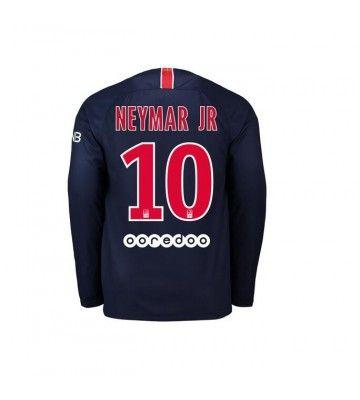 e33c663774d PSG Neymar Jr 10 Hjemmedrakt 18-19 Langermet | NEYMAR JR DRAKTER ...
