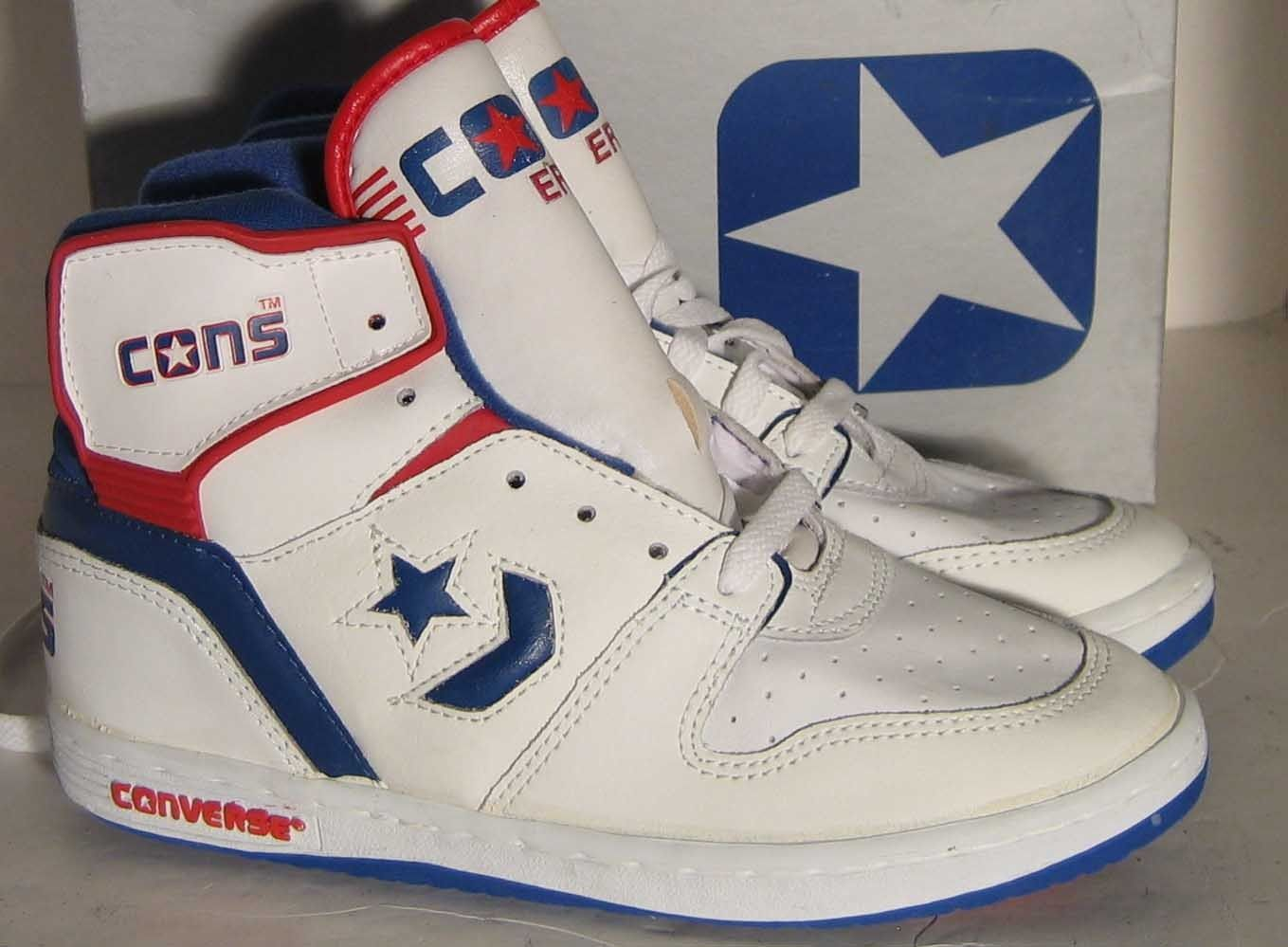 brand new dce05 266ab ... Cons ERX 200 Old school bball shoes Pinterest ...