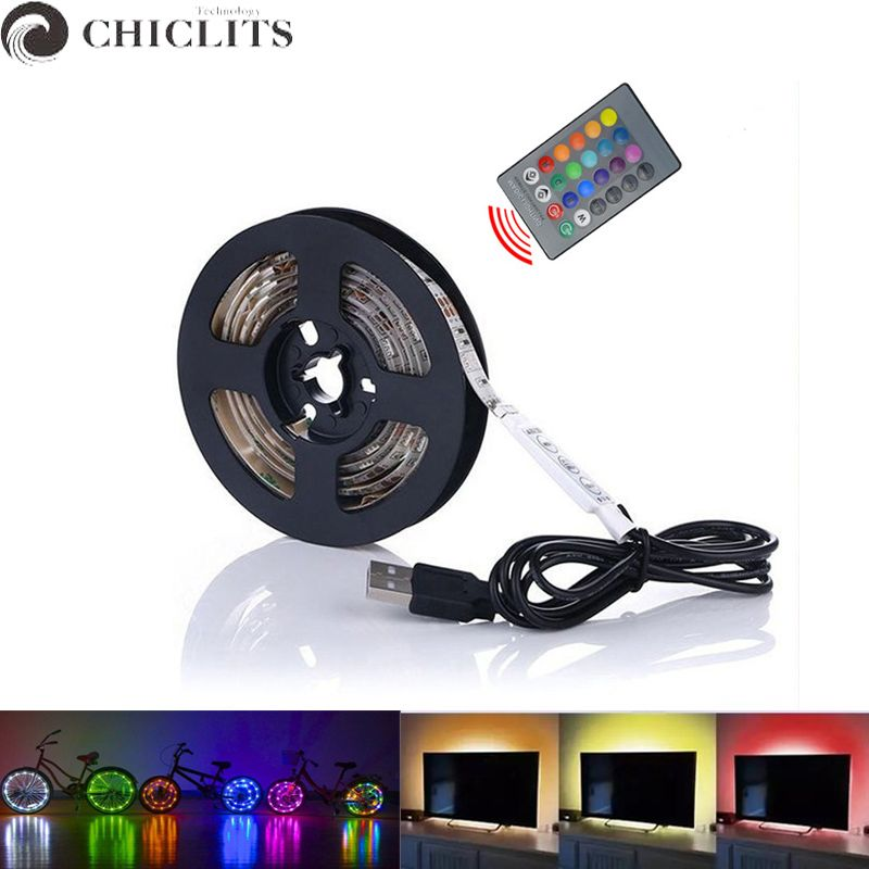 Ruban usb led strip light 5m no waterproof rgb led strip computer cheap lights buy quality led strip light directly from china led strip light suppliers ruban usb led strip light no waterproof rgb led strip computer aloadofball Choice Image