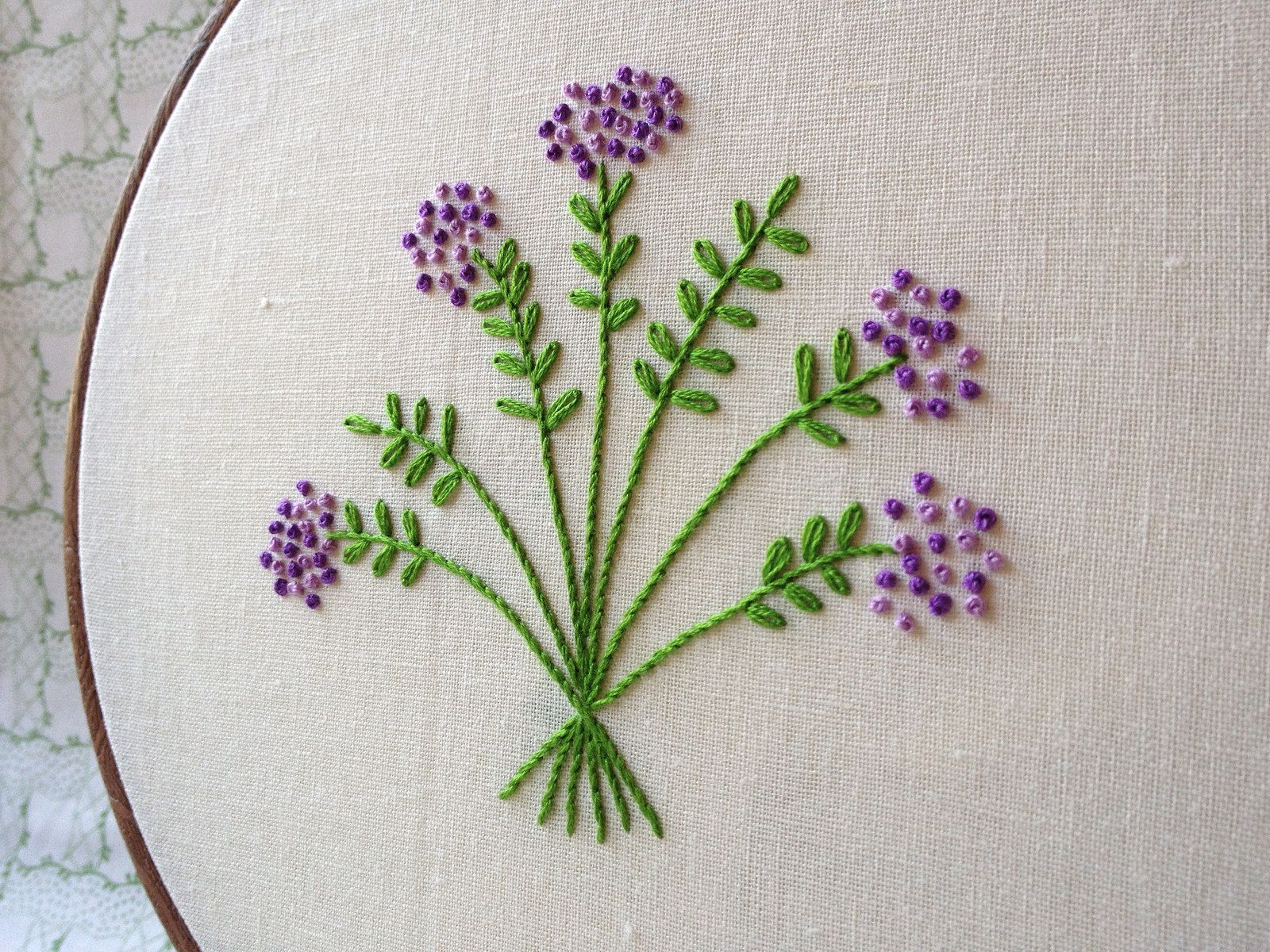 Shakespeares flowers wild thyme patterns embroidery and hand shakespeares flowers wild thyme new patterns out now f flickr bankloansurffo Images