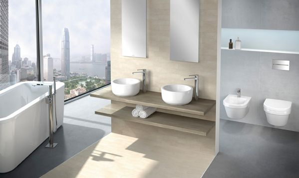 Reuter badezimmer ~ Badezimmer wand gestalten bäder badezimmer wand