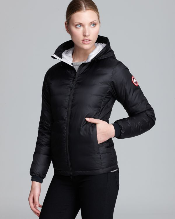 8d856e96d Canada Goose Camp Hoody Jacket | chic fashion I can dig | Canada ...