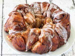 Cinnamon Bun Monkey Cake-3