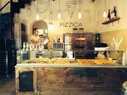risultati immagini per pizzeria al taglio arredamento