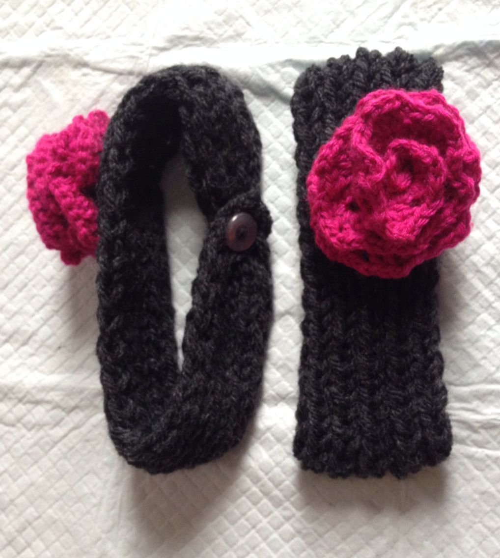 Adult and little one adjustable headbands