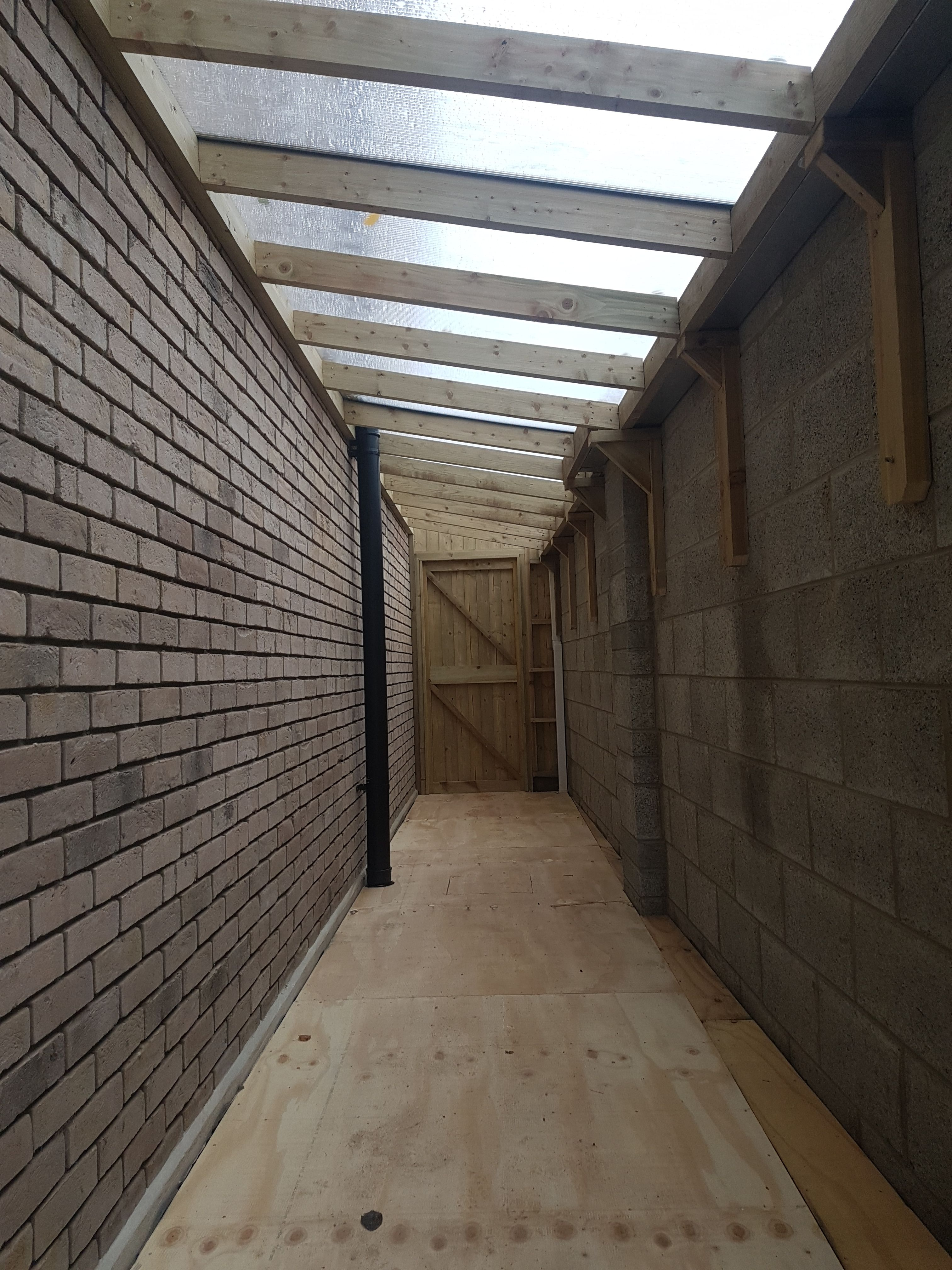 Lean To Sheds Donabate In 2020 Lean To Shed Lean To Garden Room