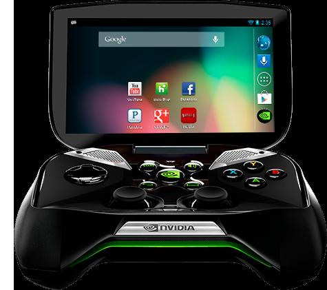 TV Nvidia, Nvidia shield, Game console