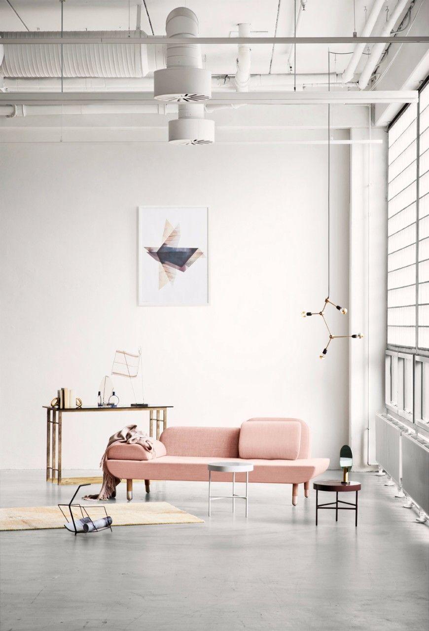 kuhles wohnzimmer mit ziegelstein photographie abbild der addadfaabfc