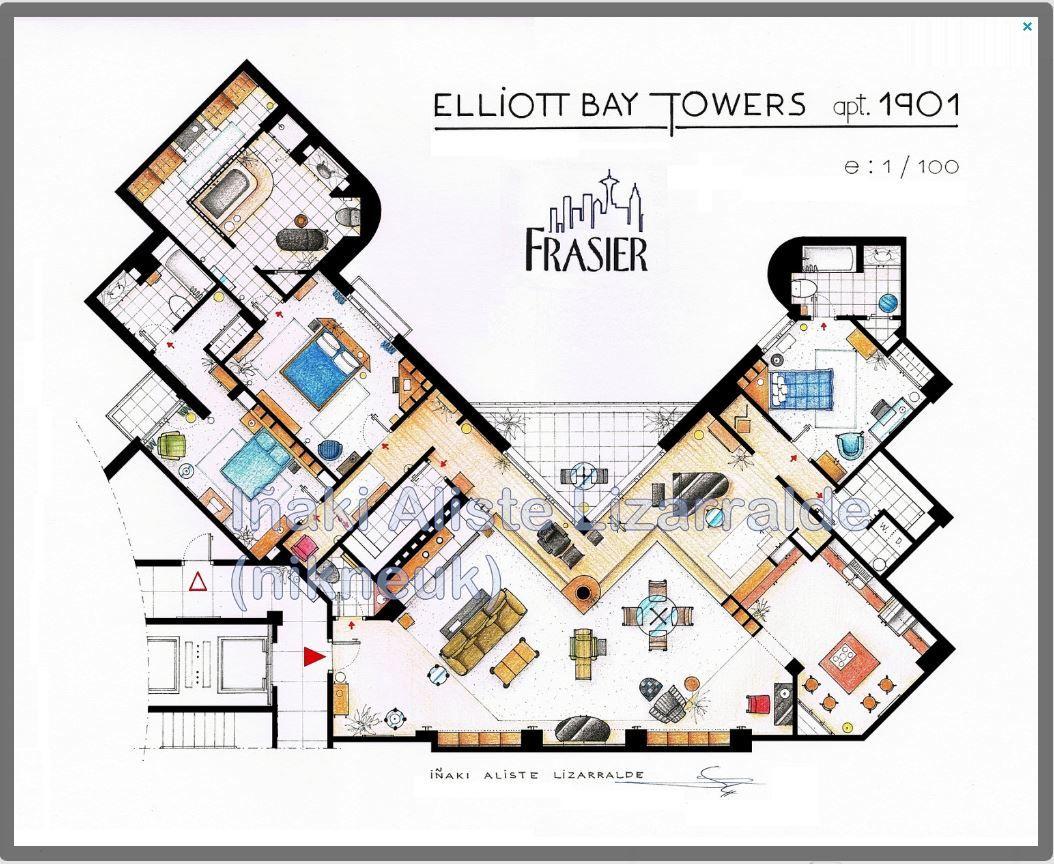 Sims Haus Friends Apartment Seattle York Dream Studio