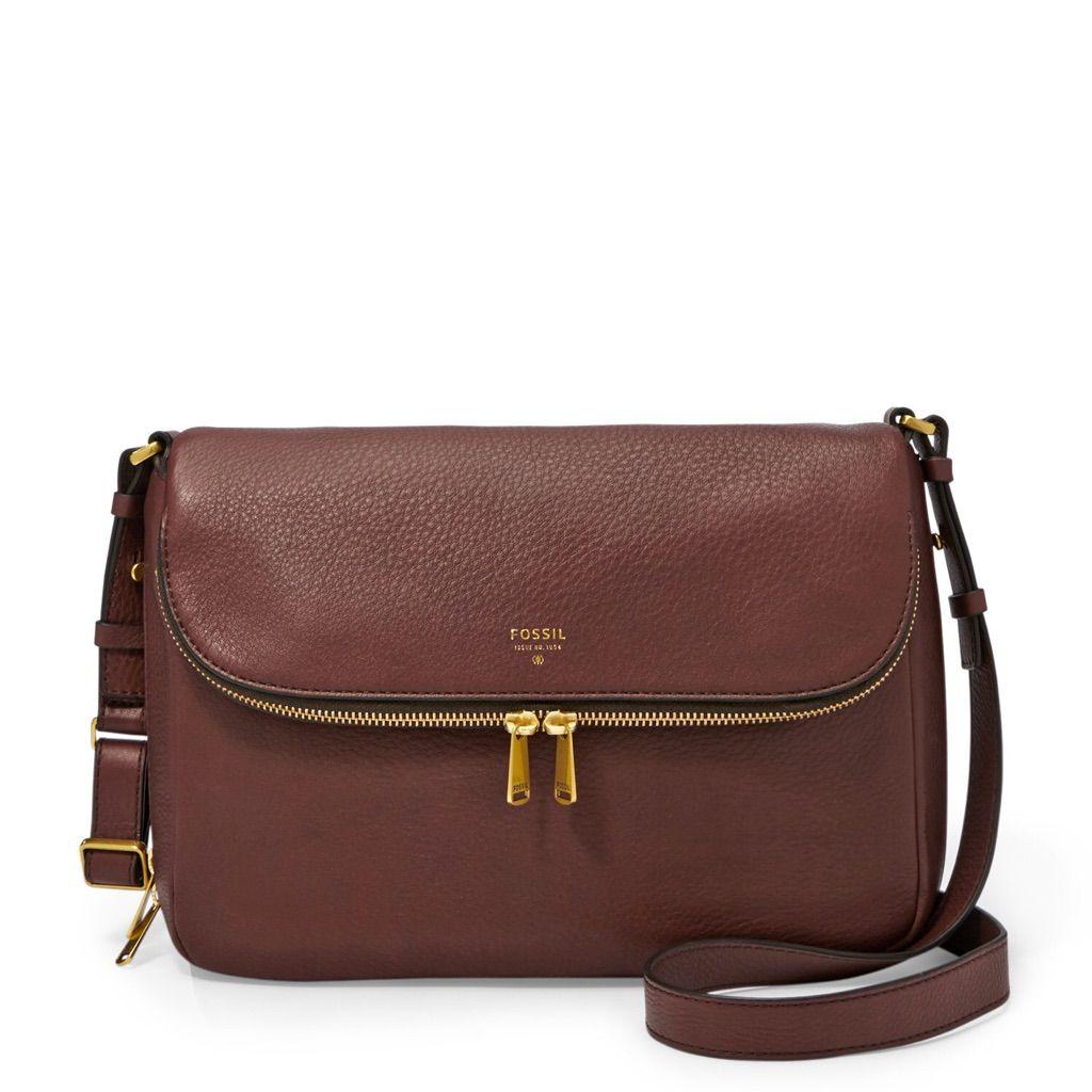 Fossil Preston Flap Handbag