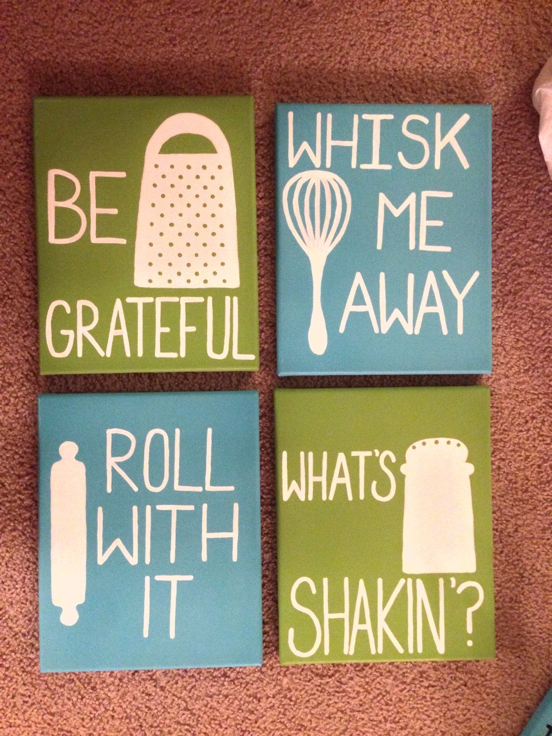 Custom Made Quote Canvases By TheQuotableCanvas On Etsy