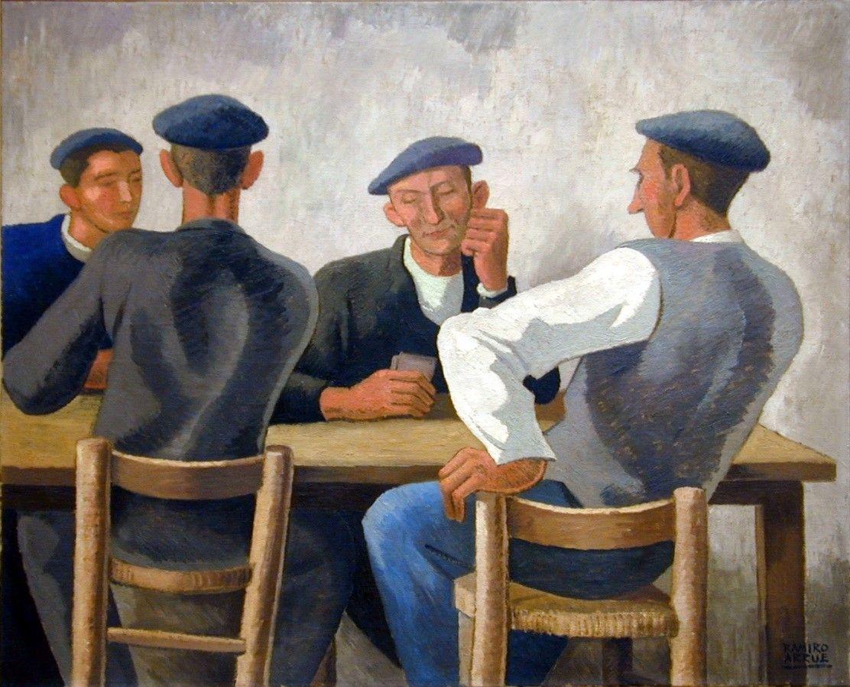 Musee basque mus e basque et de l 39 histoire de bayonne - Peinture bayonne ...