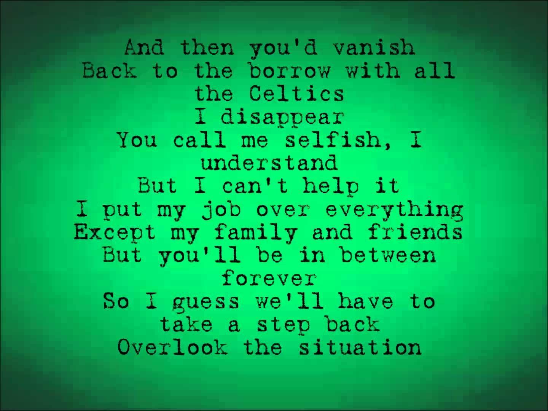 Nina - Ed Sheeran Lyrics | Lyrics, Quotes and Sound Bites