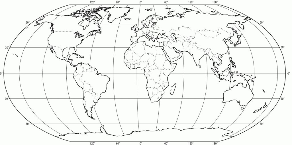 Blank world map black and white world map coloring page with map map 6958d2ce5291f2fb853b3b1116ce0544g gumiabroncs Choice Image