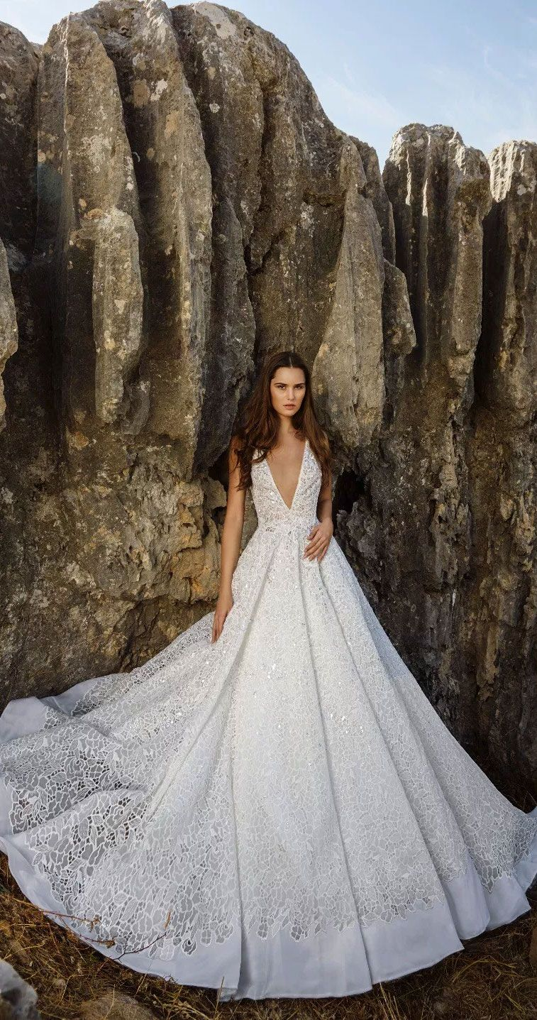 Tony Ward 2018 Wedding Dresses - La Mariee Fall 2018 #wedding #weddingdress #weddinggown