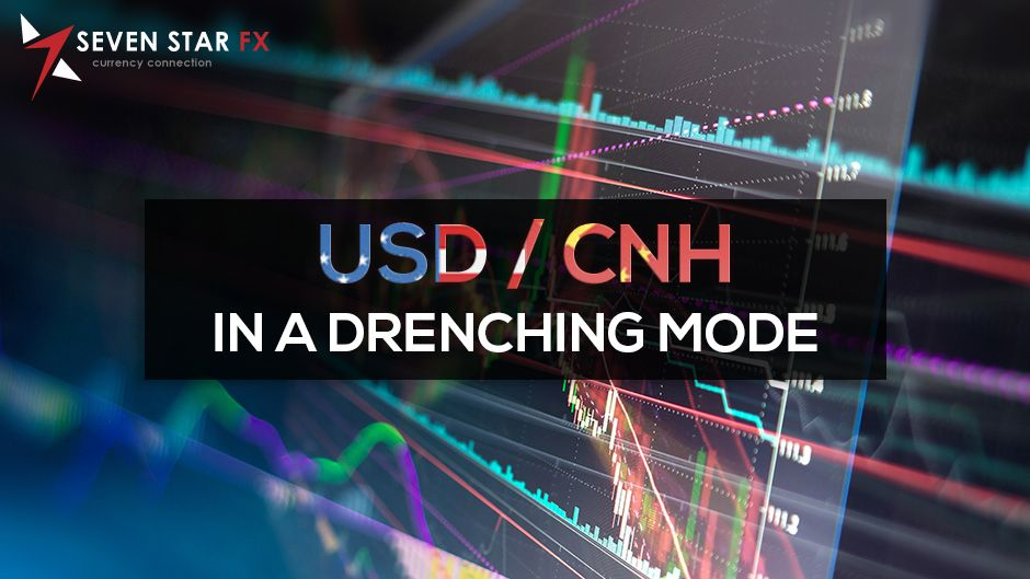 Usd Cnh Usdollar China Yuan Tradewar Online Forex Forex Currency Forex Brokers
