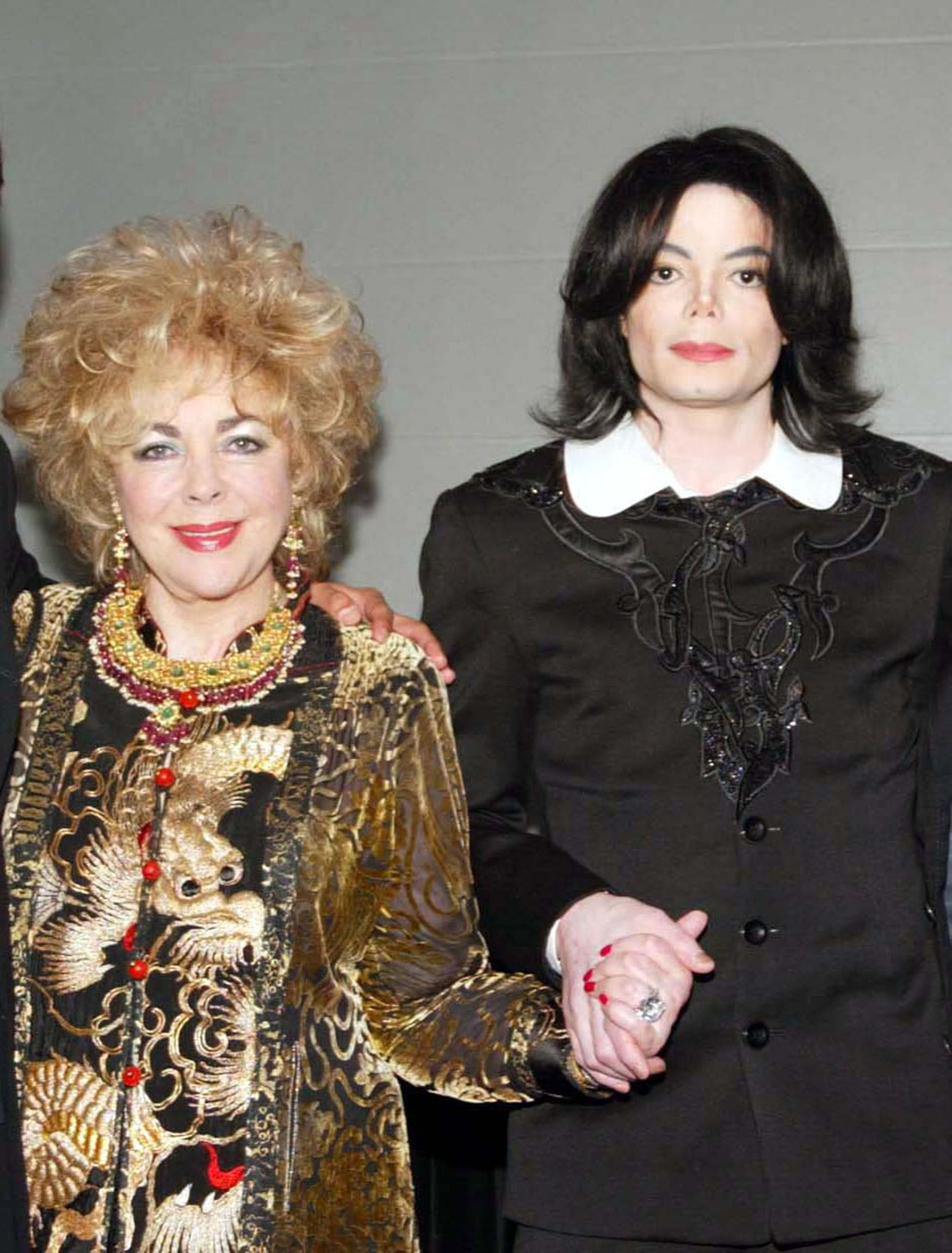 <3 Michael Jackson <3 I'm so glad Michael had her in his life - a true friend.