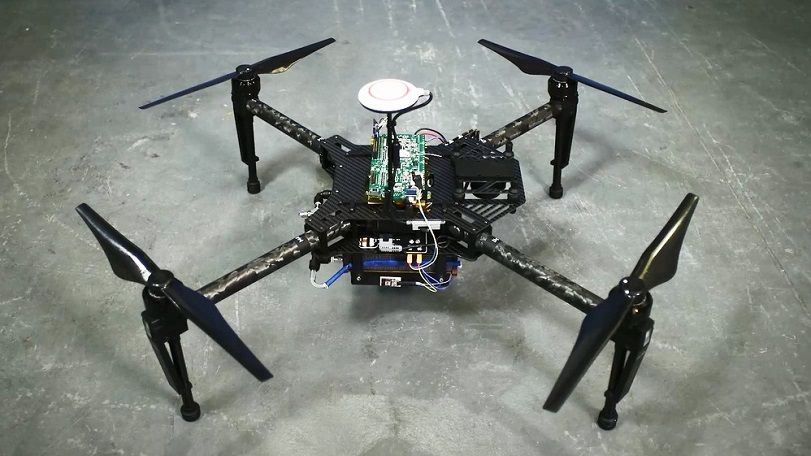 Fuel Cells Could Let Drones Fly for Several Hours