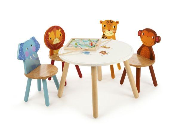 Kindertisch Stuhl kindertisch und stühle gestalten sie einen entzückenden spielplatz