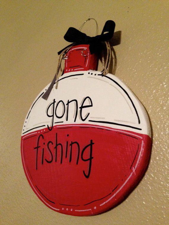 Fishing bobbers project bag