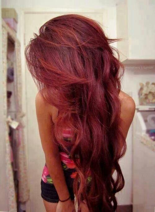 Beautiful red!