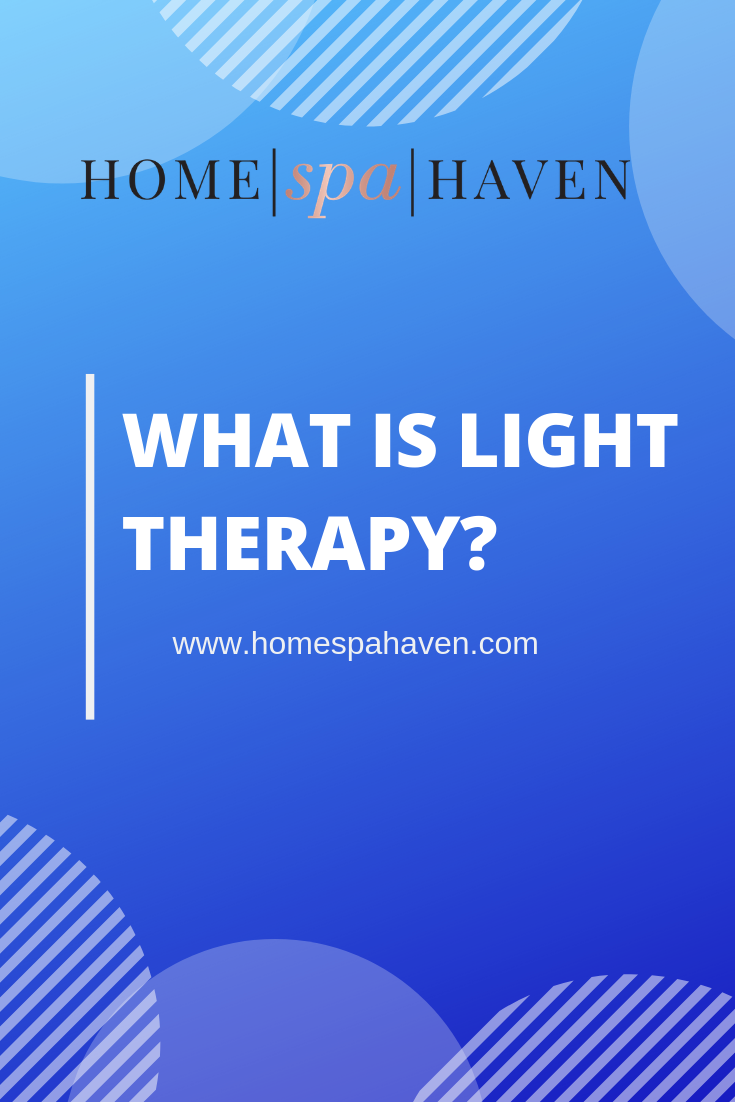 What is light therapy & it's benefits Light therapy
