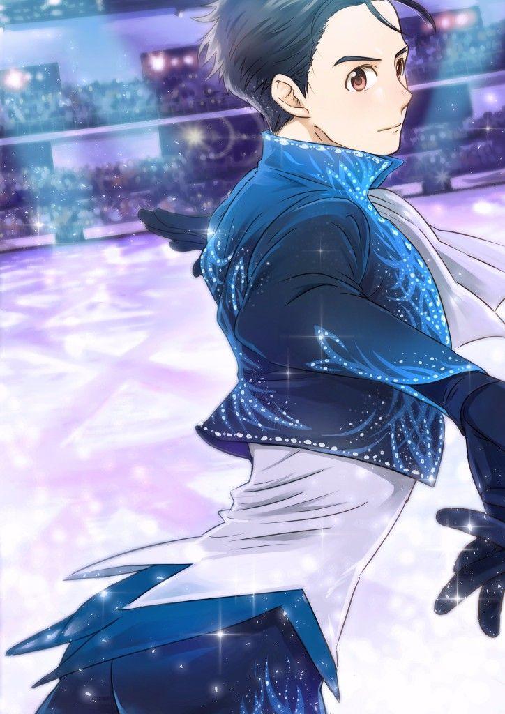 ♥YURI on Ice ♥Yuri!!! on ICE ♥冰上的尤里 ♥ユーリ!!! on ICE ♥YOI ♥anime