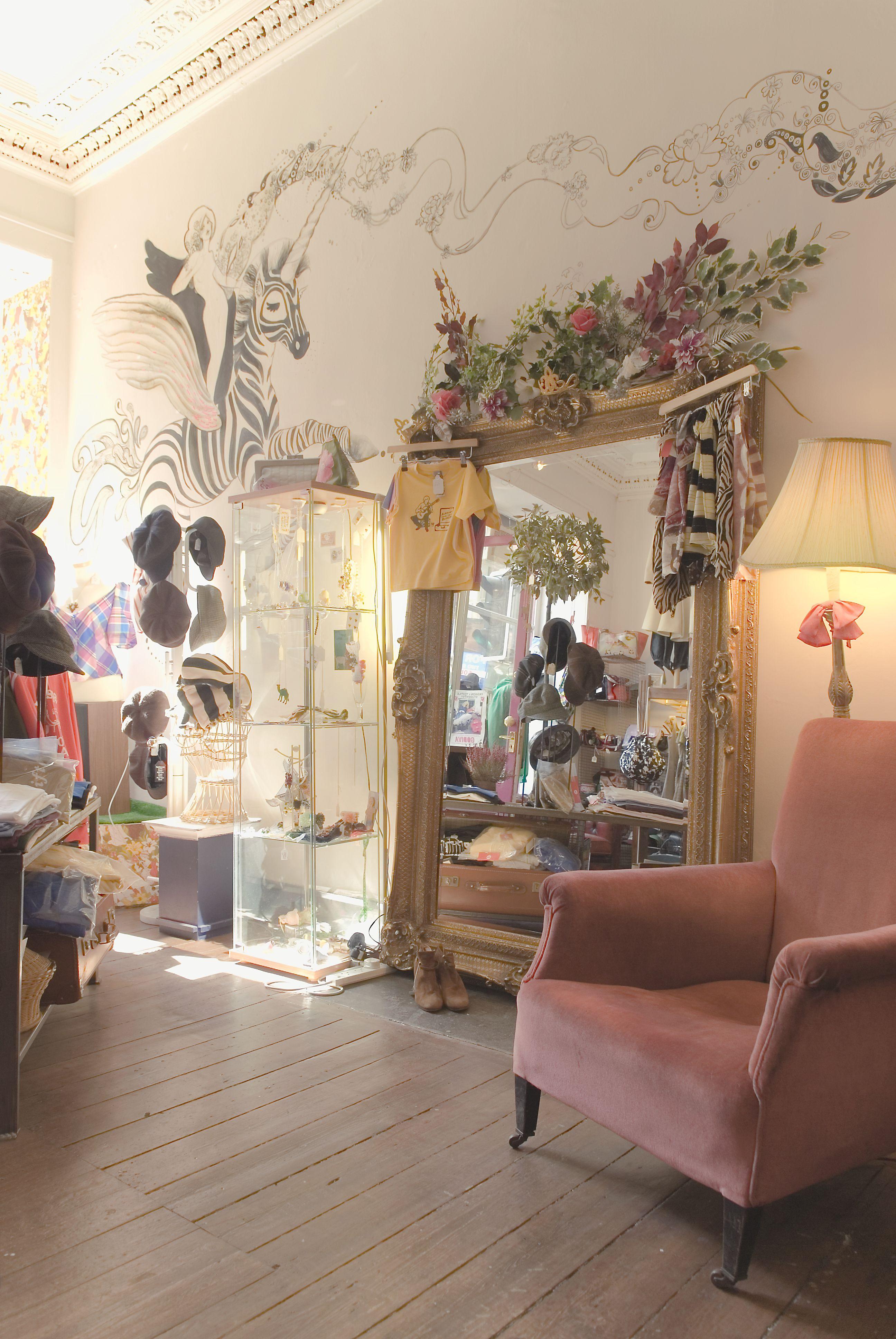Vintage And Reworked Vintage Loveliness At Godiva Boutique