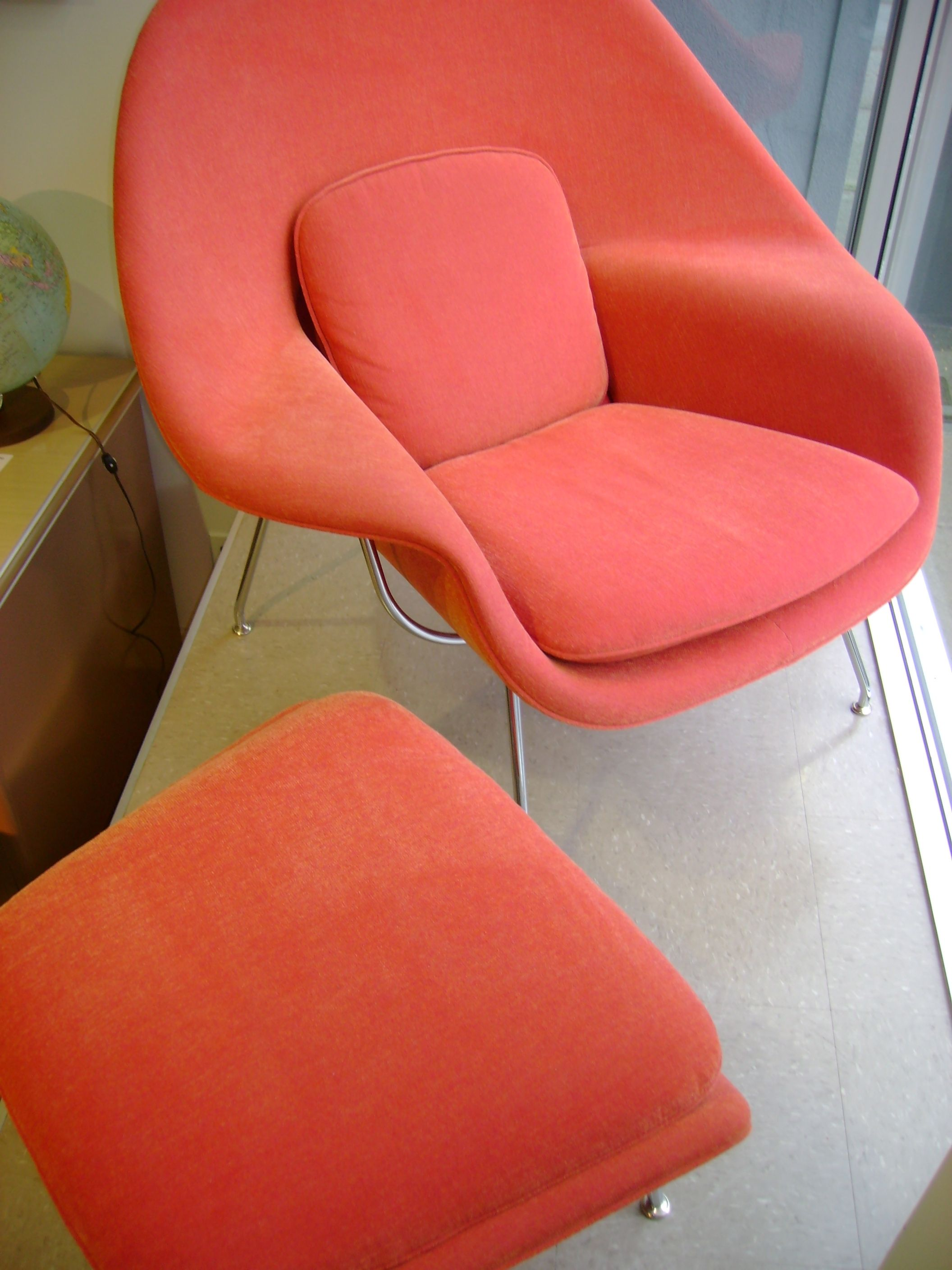 Design Within Reach Womb Chair, Such A Pretty Colour, Such A Comfortable  Chair!