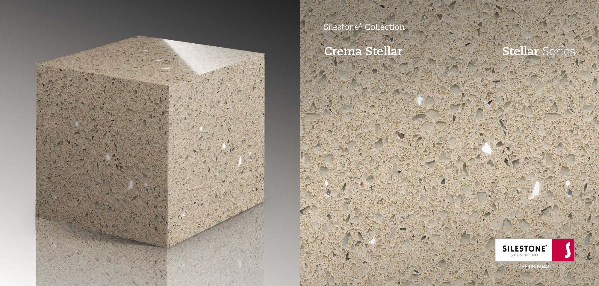 Silestone‬ Crema Stellar | Silestone Collection ...