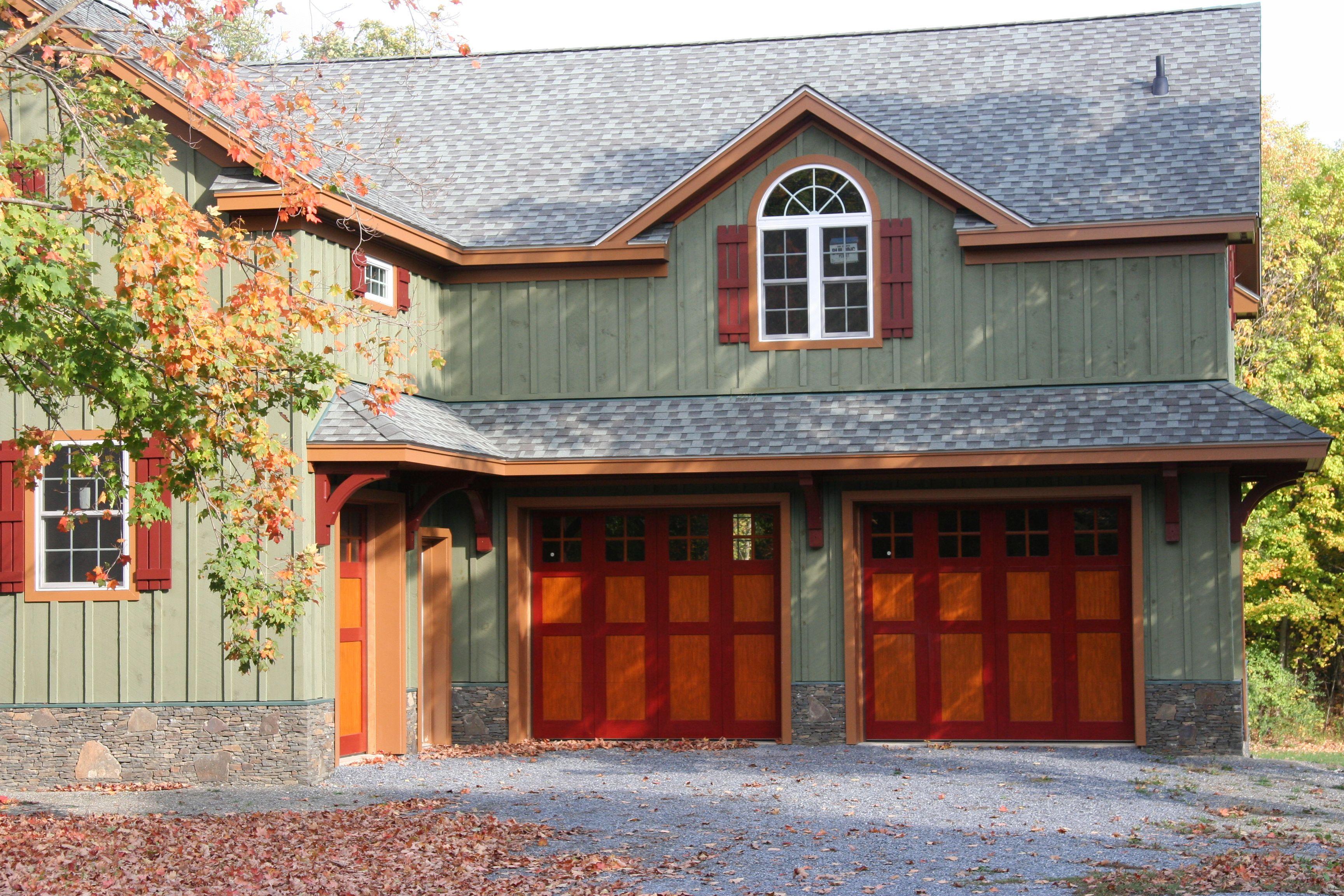 Paint Grade/Custom Overhead/Garage Doors Dutchess Overhead Doors, INC.  Poughkeepsie,