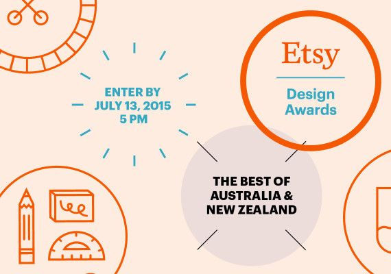 Etsy Design Awards 2015: Calling All Submissions on Etsy