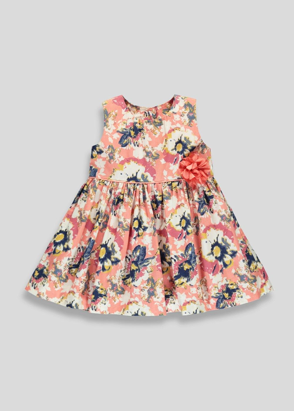 Girls floral prom dress mthsyrs matalan lillie elizabeth