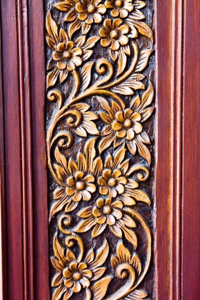 Hand Carved Teak Wooden Furniture - Designs  Ideas  Furniture