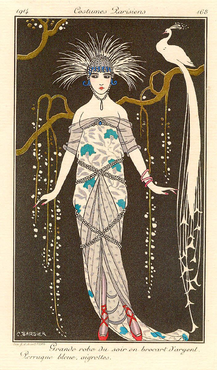 La robe du soir titulky