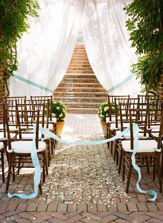 Cerimônia de Casamento Simples com Bossa