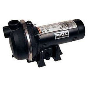 $237 Flotec FP5172-08 Self Priming High Capacity 1.5 HP Sprinkler Pump