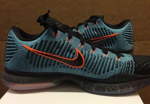 "outlet store 95e27 28685 Nike Kobe 10 Elite Low ""Atomic Teal"""