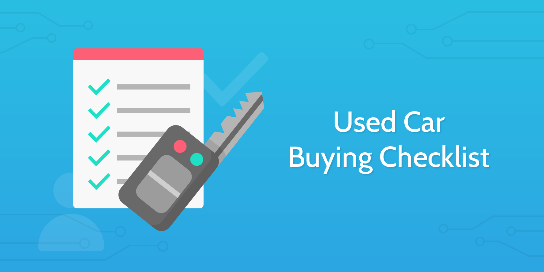 Used Car Buying Checklist >> Introduction To Used Car Buying Checklist Process Street