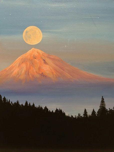 Фотография - Google Фото | Рисунки пейзажей, Картины ...