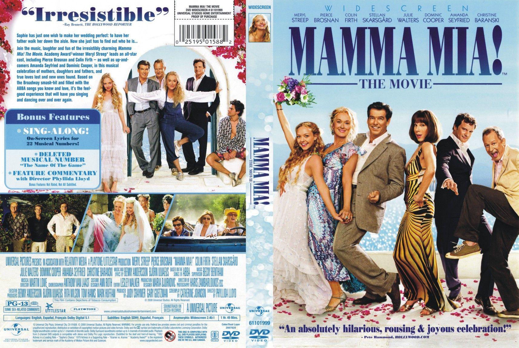 Soundtrack Mamma Mia 2 Dvd Best Cars 2018